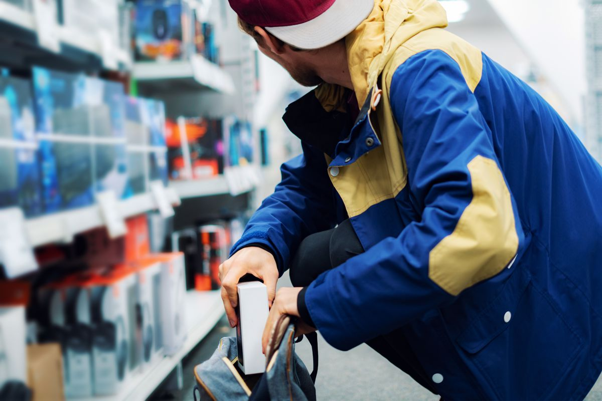8 Top Tips to Prevent Shoplifting