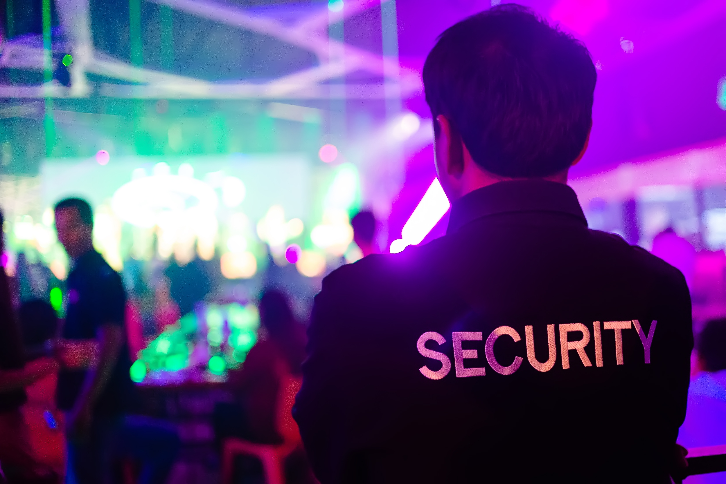 How many Security Guards do I need for my Event?